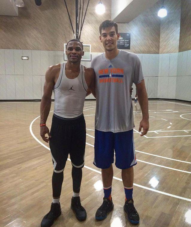 ¿Cuánto mide Russell Westbrook? - Estatura real: 1,91 - Real height 1473489479_TJlK1tnR_1473489049189